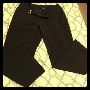NWOT GEORGE black dress pants SIZE 14